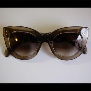 Accessories - Celine Cateye Sunglasses